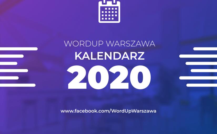 Kalendarz na2020