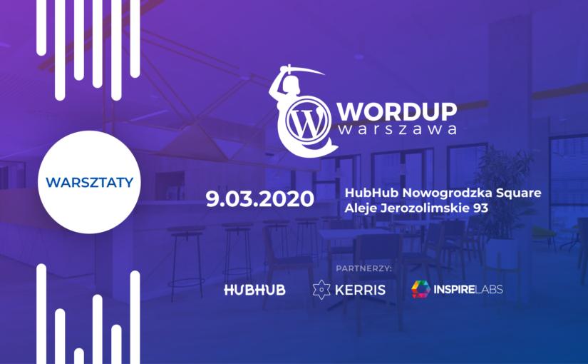 WordUp Workshop #1